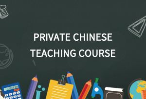 Private Chinese teaching course