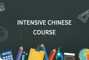 Intensive Chinese course